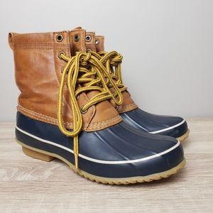London Fog Duck Boots size 7